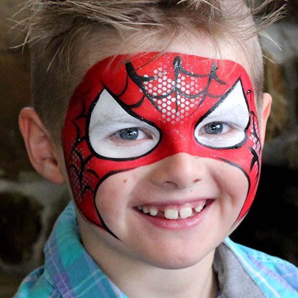 Face Painting Pictures Batman